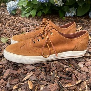 Polo Ralph Lauren Vultan suede shoes